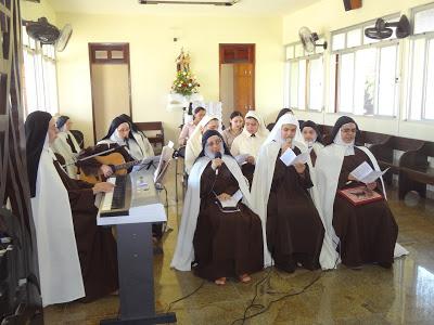 Carmelitas de Fortaleza.