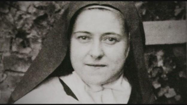 Santa Teresa do Menino Jesus.