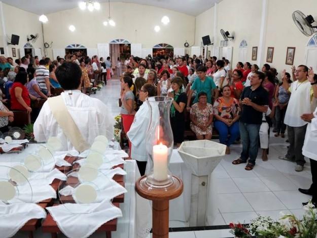 Paróquia Mateus Moreira 2