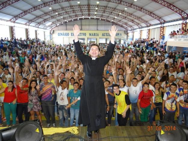 Jornada Vocacional de Fortaleza é o maior evento vocacional do nordeste.