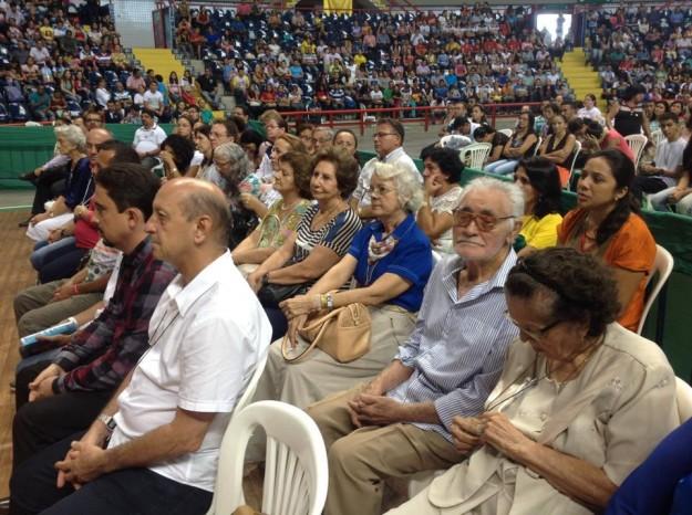 Servos da RCC que estiveram presentes na origem desta graça no Ceará.