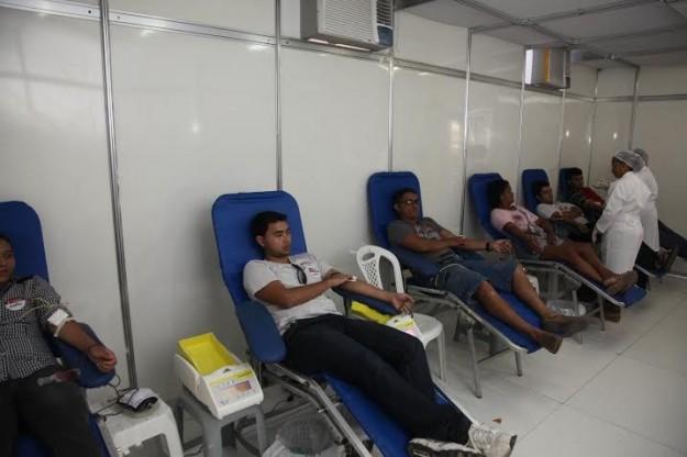 Hemoce poderá atender até seis pessoas ao mesmo tempo. Foto: Comshalom.
