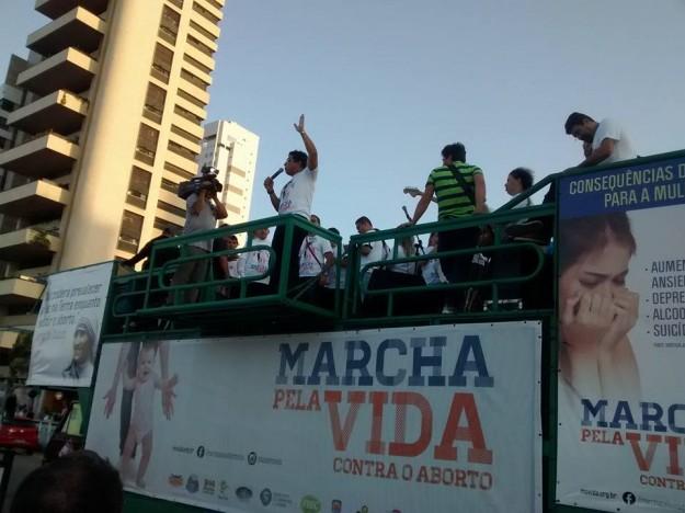 marcha pela vida fortaleza 2015 10