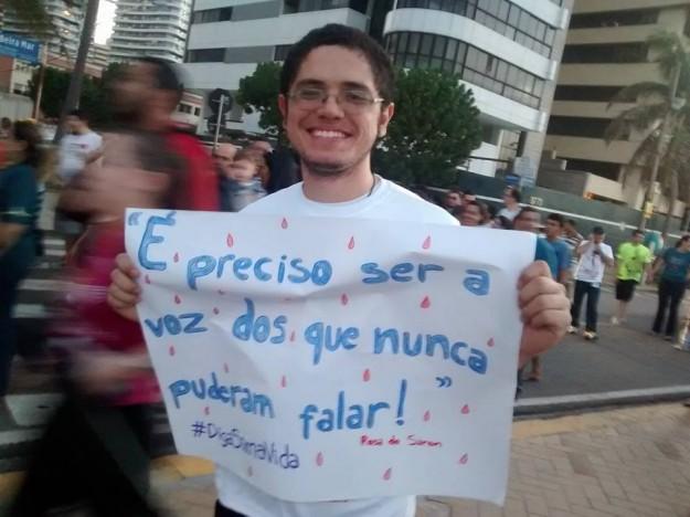 marcha pela vida fortaleza 2015 13