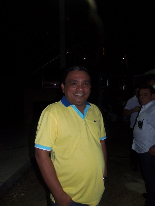 Padre Chaguinha, um dos organizadores do Vem Louvar. Foto: Júnior Frutuoso