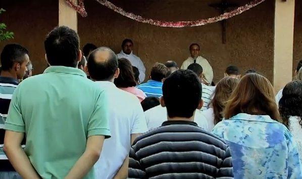 Albergue atende moradores de rua no centro de Fortaleza.