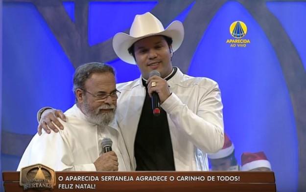 Padre Alessandro Campos despe-se da emissora católica.