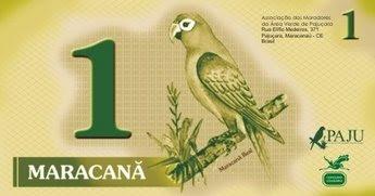 Moeda utilizada no Banco Paju.