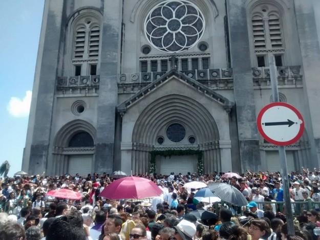 Abertura da Porta Santa na Arquidiocese de Fortaleza.
