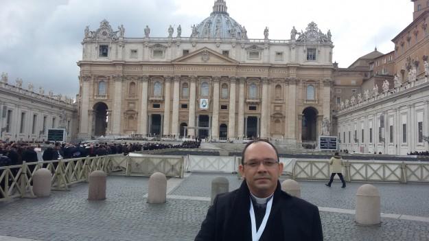 Padre Rafhael Maciel. Arquivo pessoal.