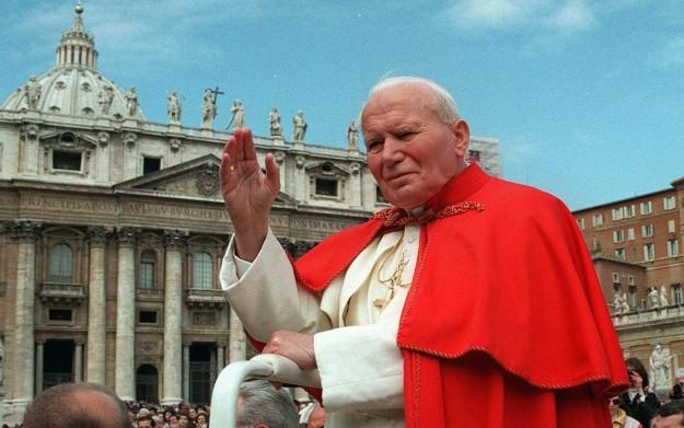 Vatican Pope John Paul II