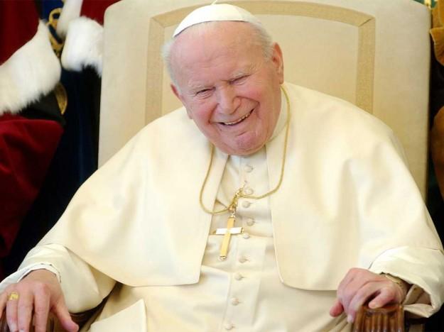 São João Paulo II.