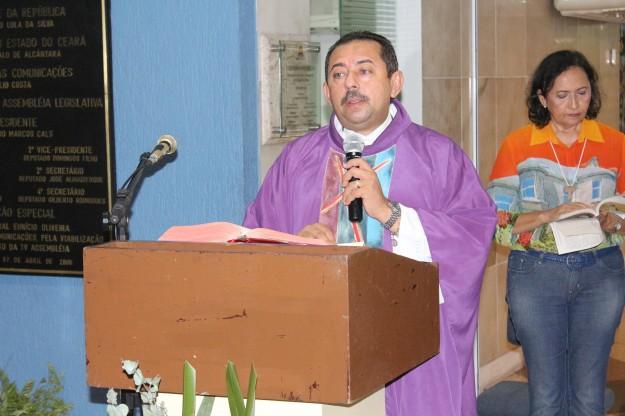 Padre Antonio Furtado. Foto: Petrônio Brasileiro.