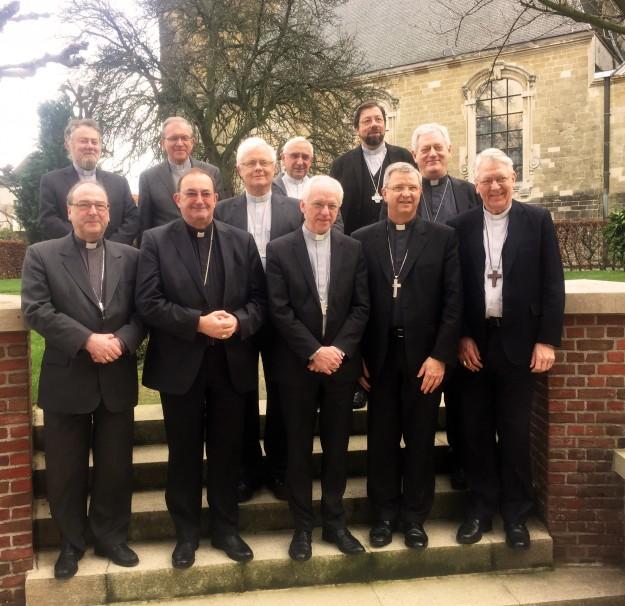 Bispos da Bélgica