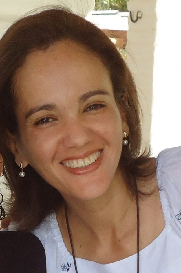 Guadalupe foi a primeira iconógrafa do Shalom e de Fortaleza.