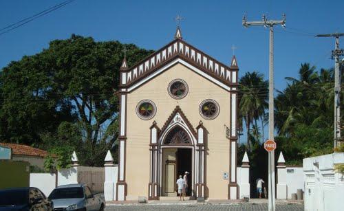 Paróquia Nossa Senhora do Carmo.