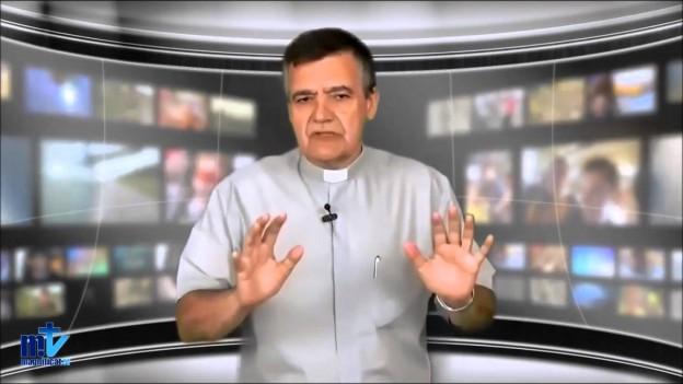 Padre denuncia governo venezuelano.