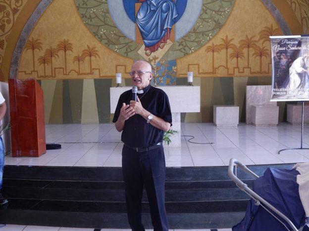 Festa de Padroeira é momento alto na vida paroquial diz padre Abel Jackson.