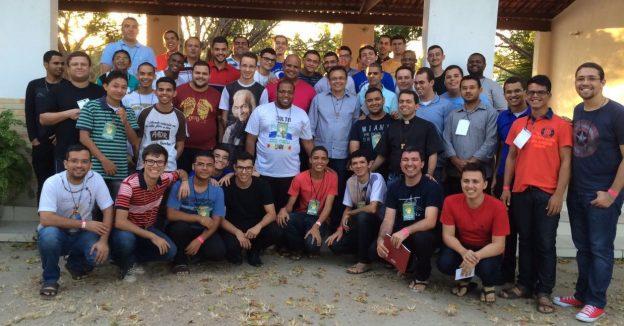 Do Acre ao Paraná. Retiro de Seminaristas promovido pelo Shalom reuniu quinze representações diocesanas.