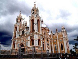 Basílica de Canindé.