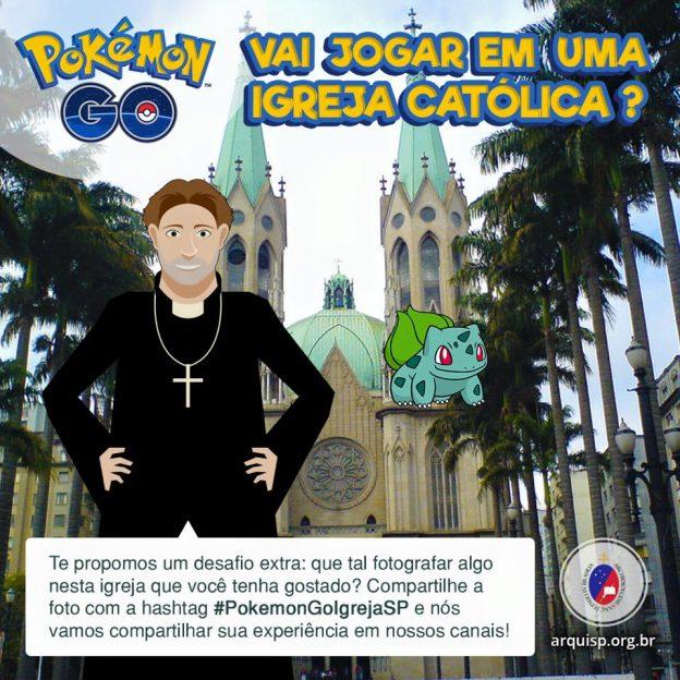 arquidiocese de sao paulo pokemon go 01