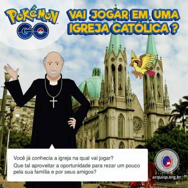 arquidiocese de sao paulo pokemon go 03