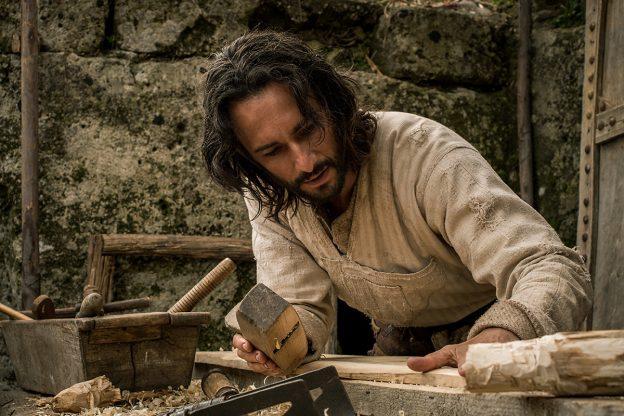 Rodrigo Santoro interpreta Jesus.