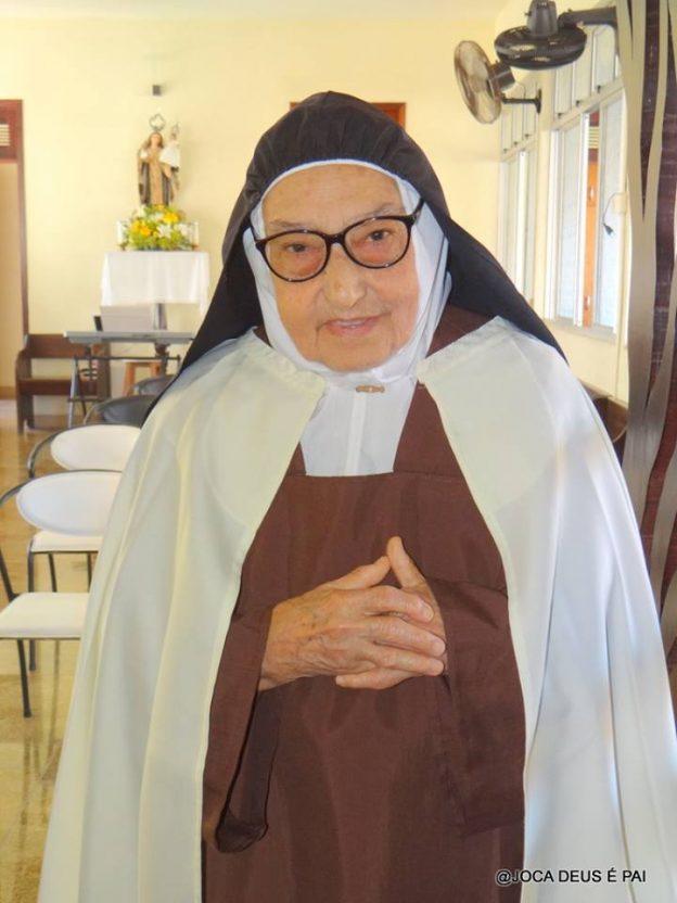 Irmã Maria da Paz. Foto: Joca de Deus é Pai.