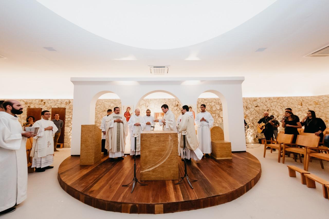 """Shalom inaugura Capela """"Manjedoura da Paz"""" aberta 24h - Ancoradouro - O POVO"""