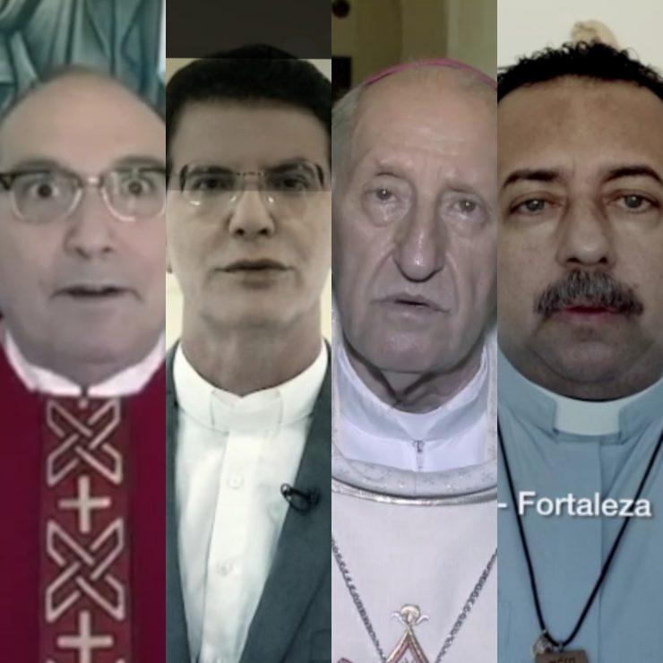 Líderes católicos participam de vídeo do Sistema Jangadeiro.