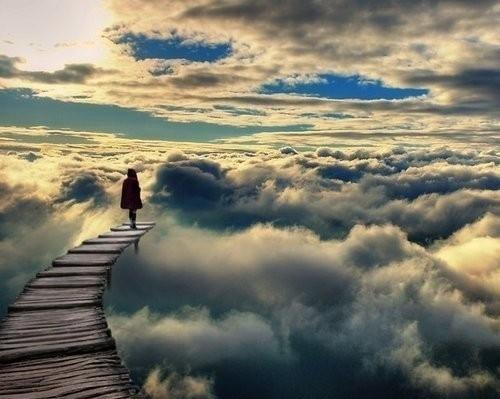 O céu é o limite...