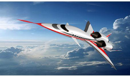SonicStar-supersonic-business-jet