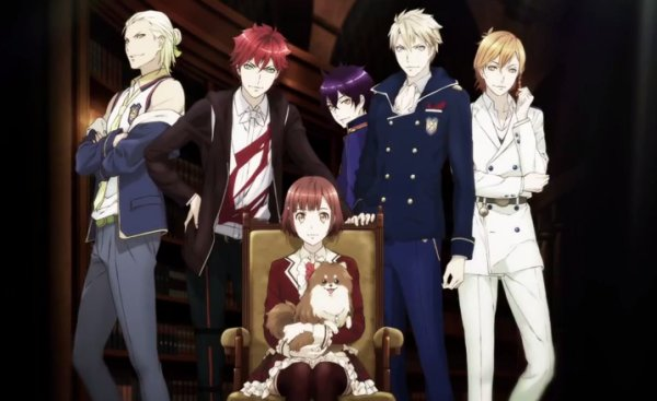 Dance with Devils""