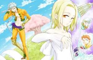 THE SEVEN DEADLY SINS: SEVEN DAYS