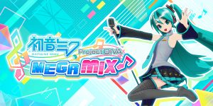Hatsune Miku Project DIVA Mega Mix
