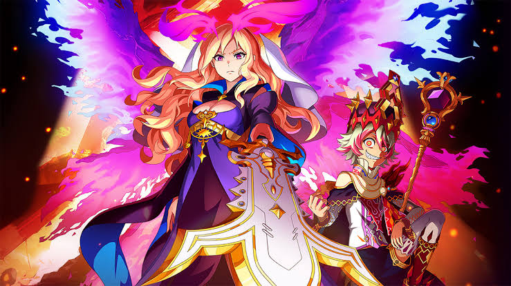 Monster Strike: Lucifer Zetsubou no Yoake