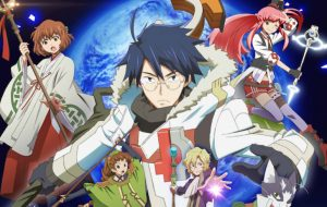 Log Horizon: 3ª