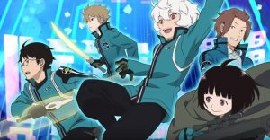 novo anime World Trigger