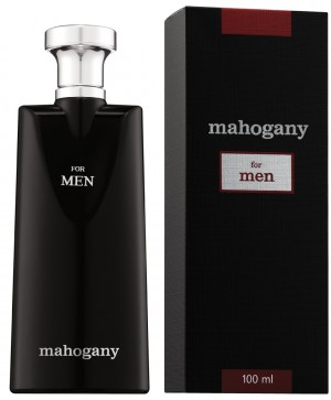 MAHOGANY FOR MEN fragrancia 100-20-12-2012