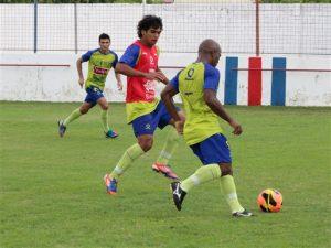 Leão treinou para o encarar o difícil desafio no Arruda. Foto: site oficial