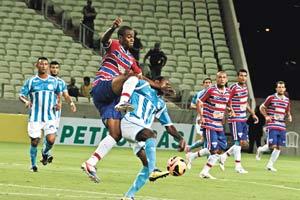 Tricolor abusou de perder gols e foi preciso ir para os pênaltis