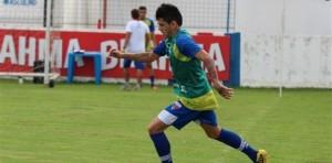 O lateral Léo Rodrigues volta ao time titular contra o Baraúnas
