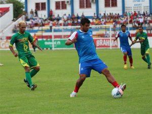 Fortaleza fez jogo-treino no Pici. Foto: site oficial