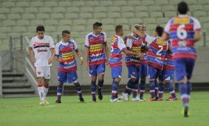 Marcelinho Paraíba já marcou na sua estreia pelo Tricolor