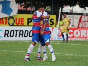 Diego Neves fechou o placar em 3x1 a favor do Leão. Foto: site oficial