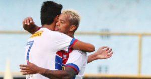 Marcelinho marcou mais um belo gol no campeonato. Foto: O Povo Online