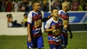 Romarinho fez o gol da vitória do Leão