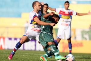 Leão aplicou 3x0 no Verdão. Foto: site Miséria