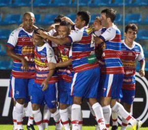 Edinho marcou o segundo gol tricolor. Foto: O Povo online