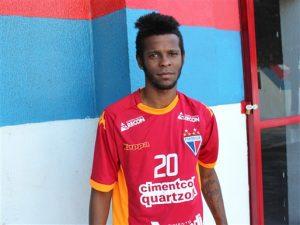 Erick Flores é o novo reforço tricolor. Foto: site oficial